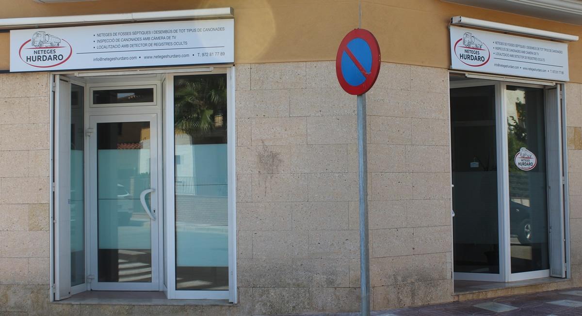 Benvinguda | Neteges Hurdaro | Santa Cristina d'Aro